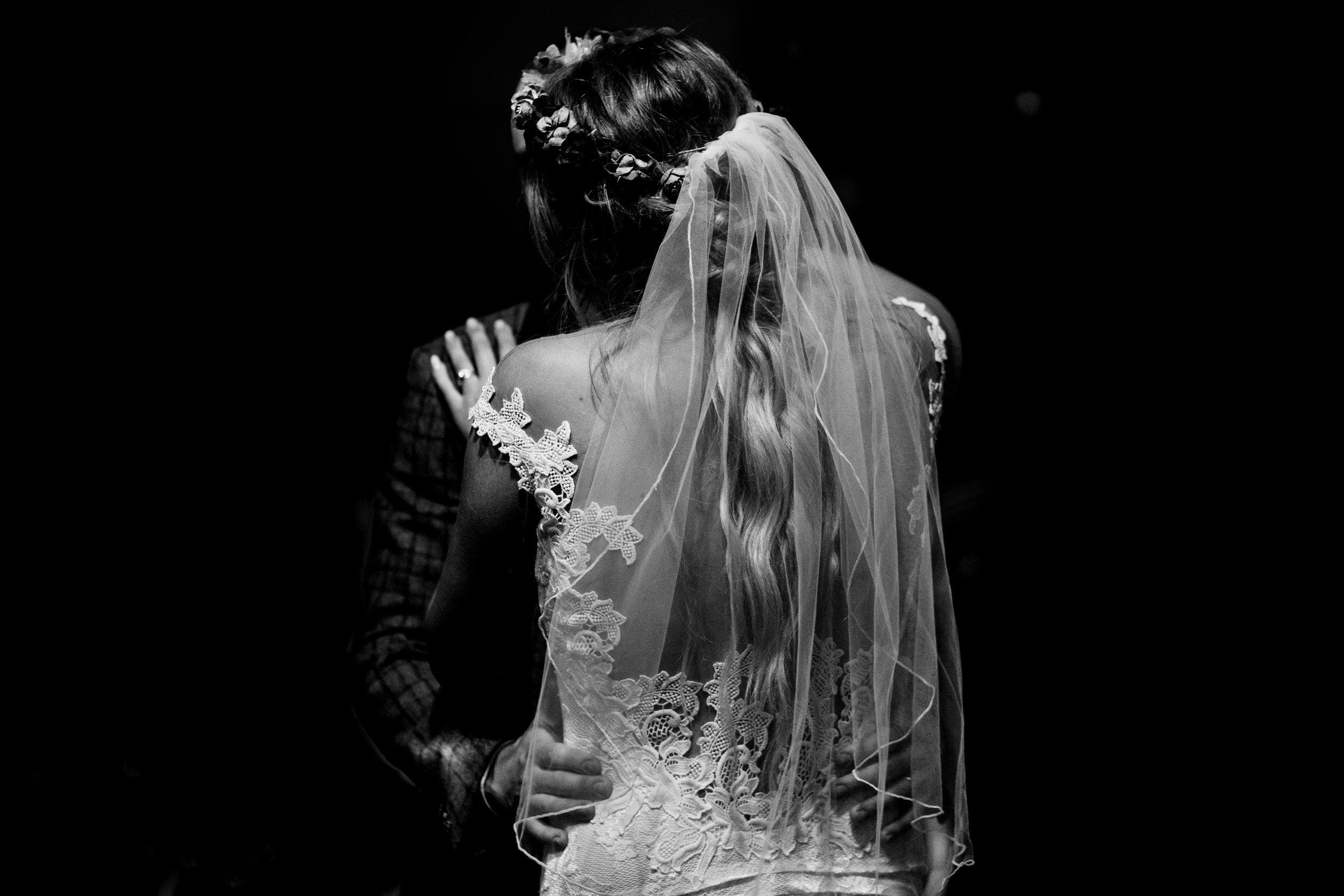 first dance. esk valley wedding photography by emma and rich.
